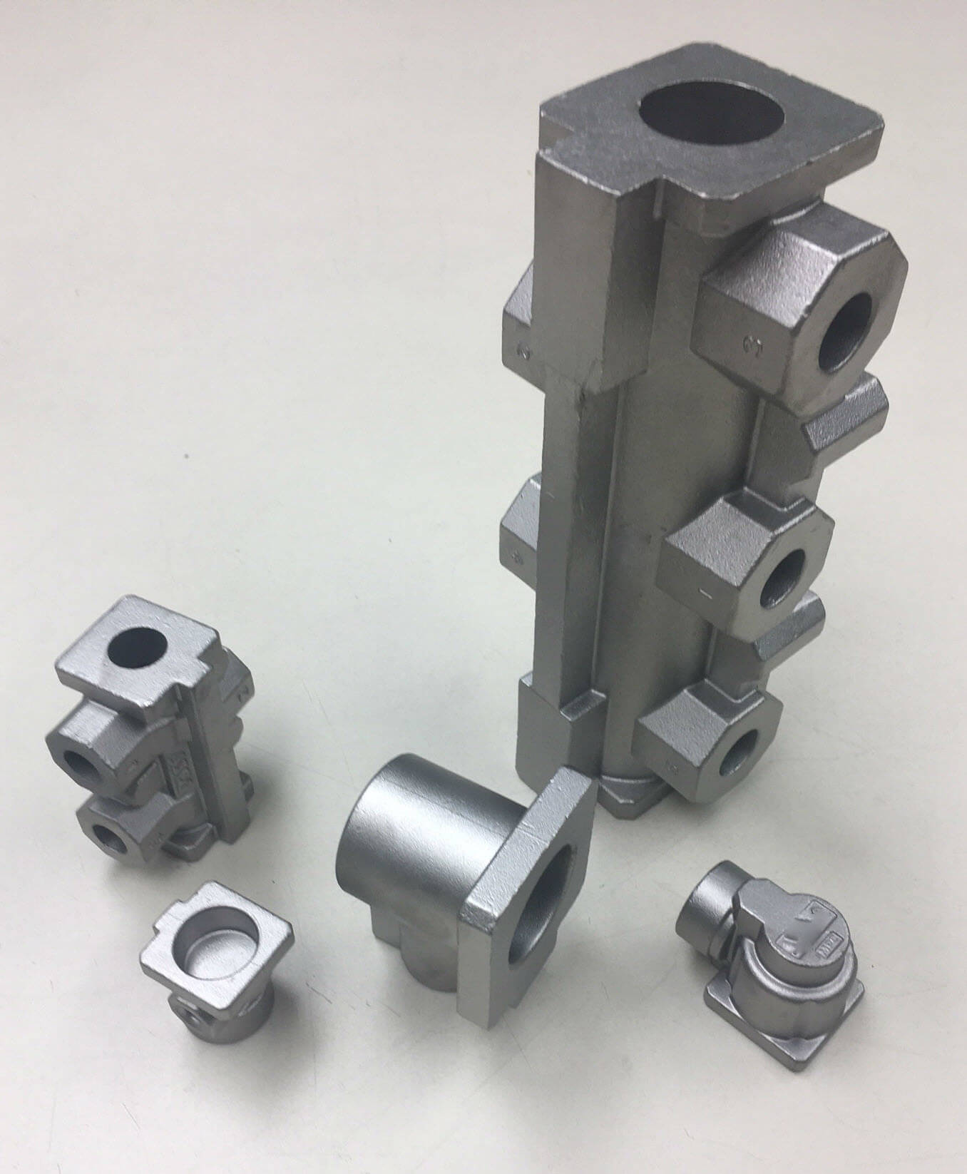 oil & gas castings