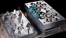 tooling options for investment casting